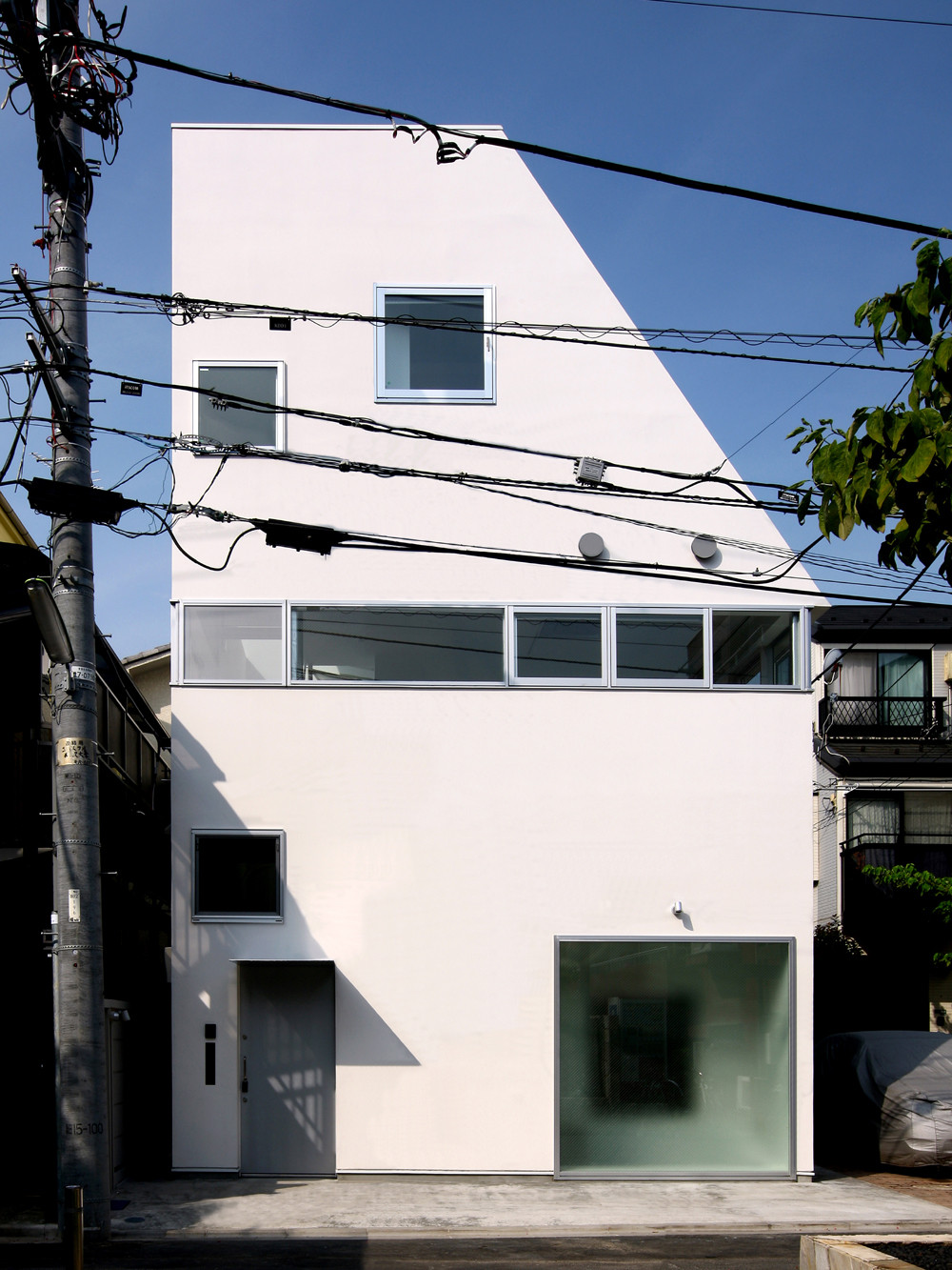 House at komazawa atelier hako architects archdaily