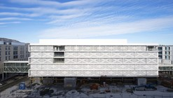 Centro do Conhecimento no Olavs Hospital / Ratio Arkitekter AS and Nordic Office of Architecture
