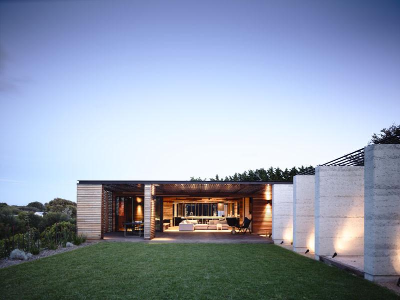 Blairgowrie Back Beach / Wolveridge Architects, © Derek Swalwell