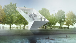 Dorte Mandrup Arkitekter Wins Competition to Design Landmark for Aarhus Harbour