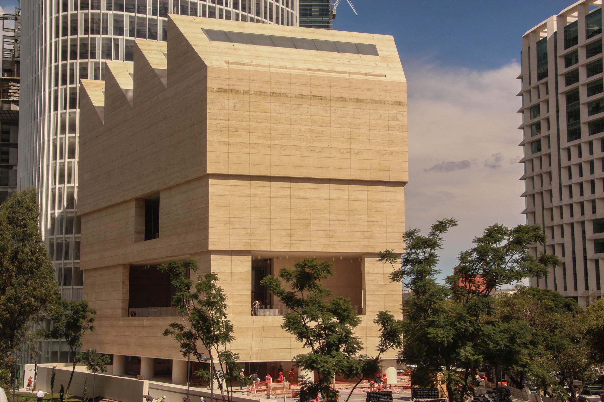 Museo Jumex abre sus puertas, © René Castelán Foglia