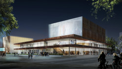 Schmidt Hammer Lassen Wins Competition to Design Danish Theater
