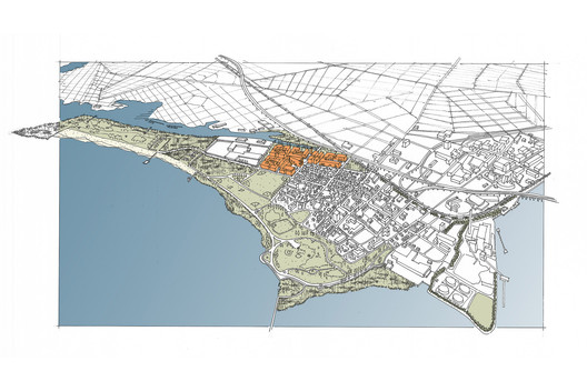 Resilient Bridgeport Network. Image Courtesy of HUD