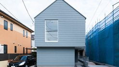 House in Tsurumaki / Case-Real