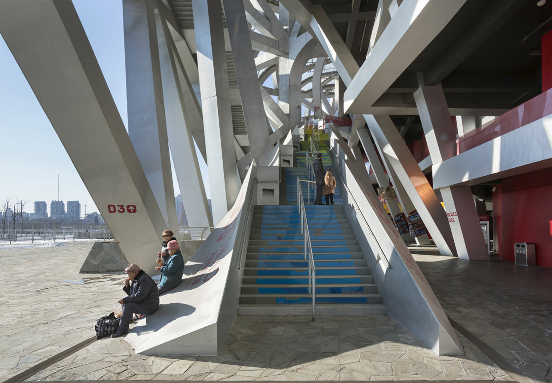 Edificio en Uso. Image © Duccio Malagamba via Arcaid Images