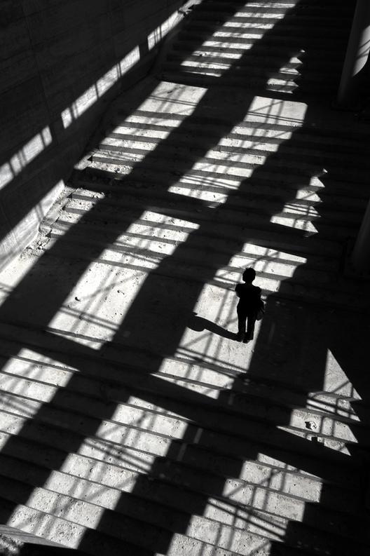 Interior. Image © Fernando Guerra via Arcaid Images