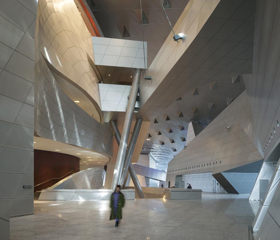 Interior. Image © Duccio Malagamba via Arcaid Images