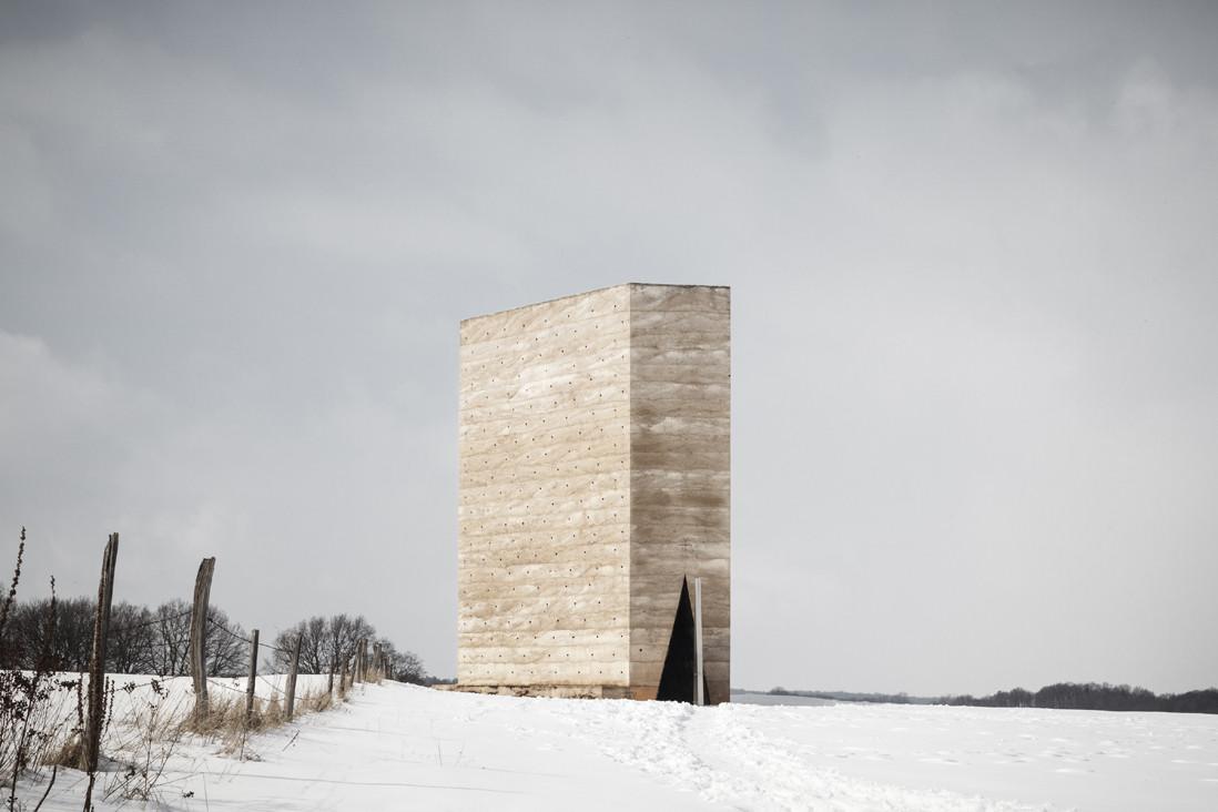 Exterior. Image © Tim Van DeVelde via Arcaid Images