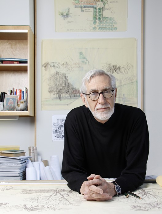 Laurie Olin. Image Courtesy of theantefix.com