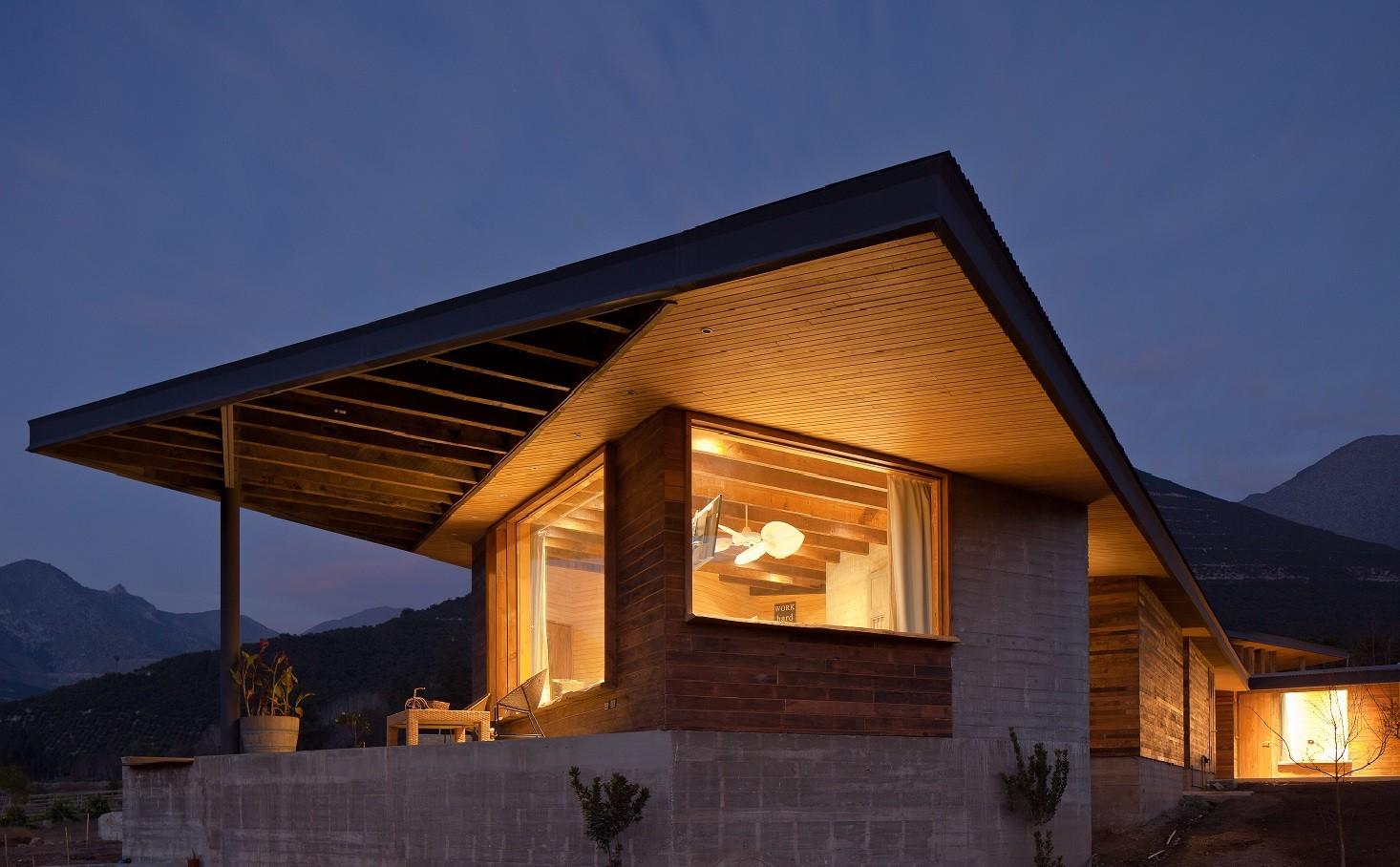 Casa de madera d rr schmidt archdaily - Casaa de madera ...