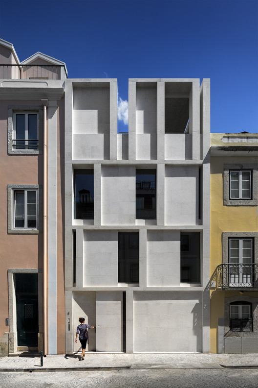 Vivienda en Lisboa / ARX PORTUGAL Arquitectos, © Fernando Guerra | FG+SG