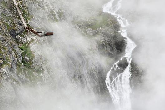 Ganador / Sentido del Lugar. Image © Ken Schluchtmann via Arcaid Images
