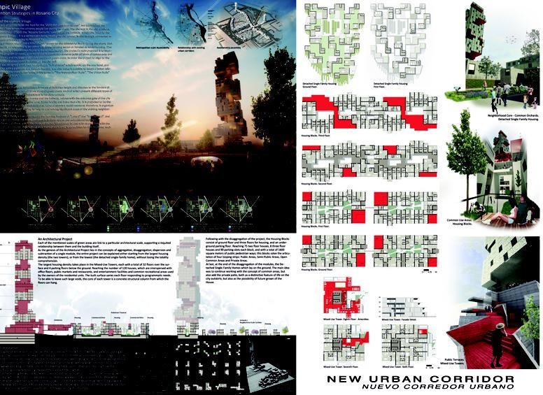 Propuesta NUEVO CORREDOR URBANO. Image Courtesy of IS ARCH