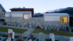 Ampliación de la Iglesia de St. James / Michael Meier Marius Hug Architekten