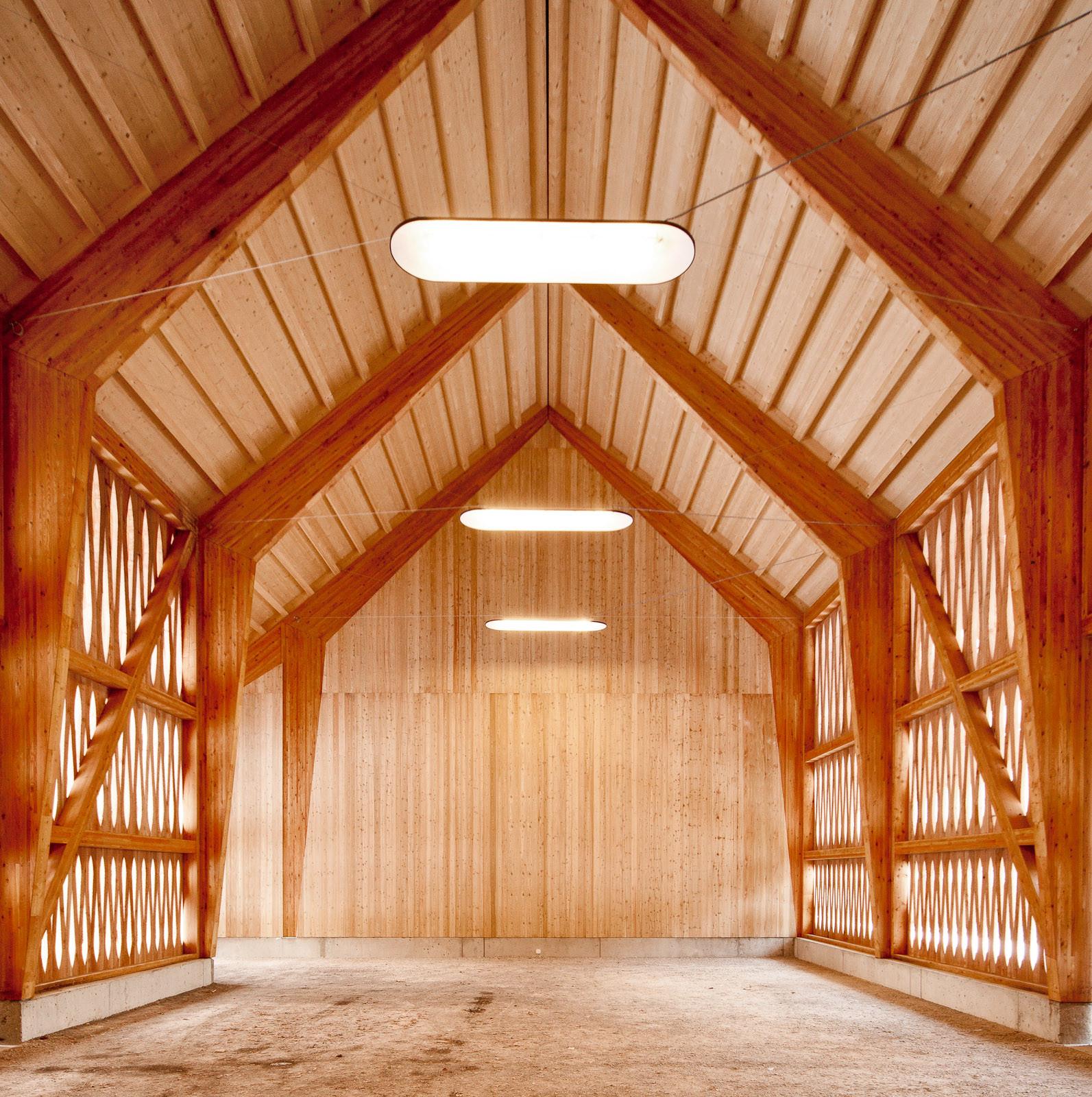 Dwelling House With Barn Michael Meier Marius Hug