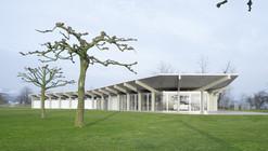Instalaciones de natación Stampf / Michael Meier Marius Hug Architekten