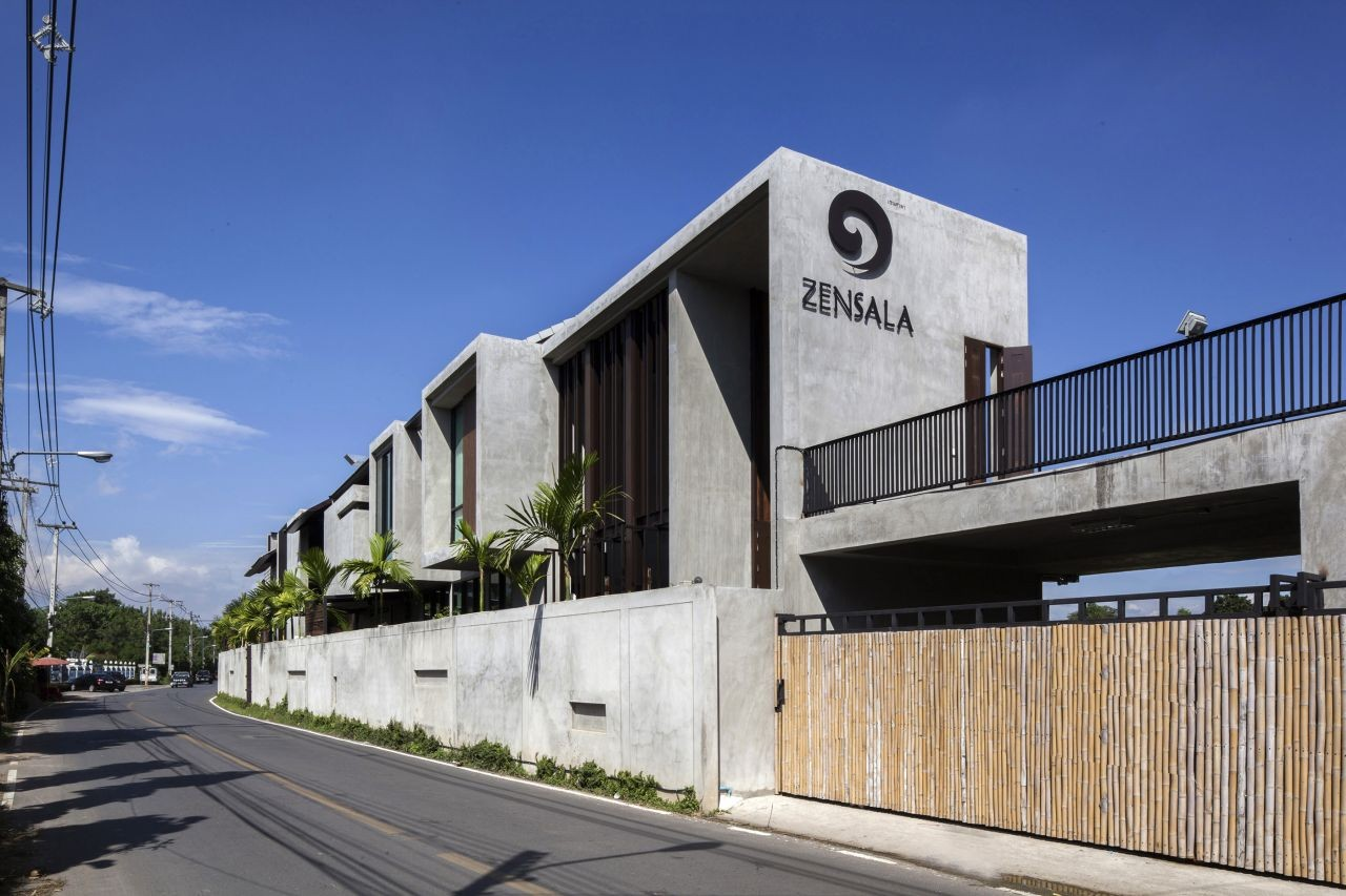 Gallery of zensala idin architects 2 for Architect ltd