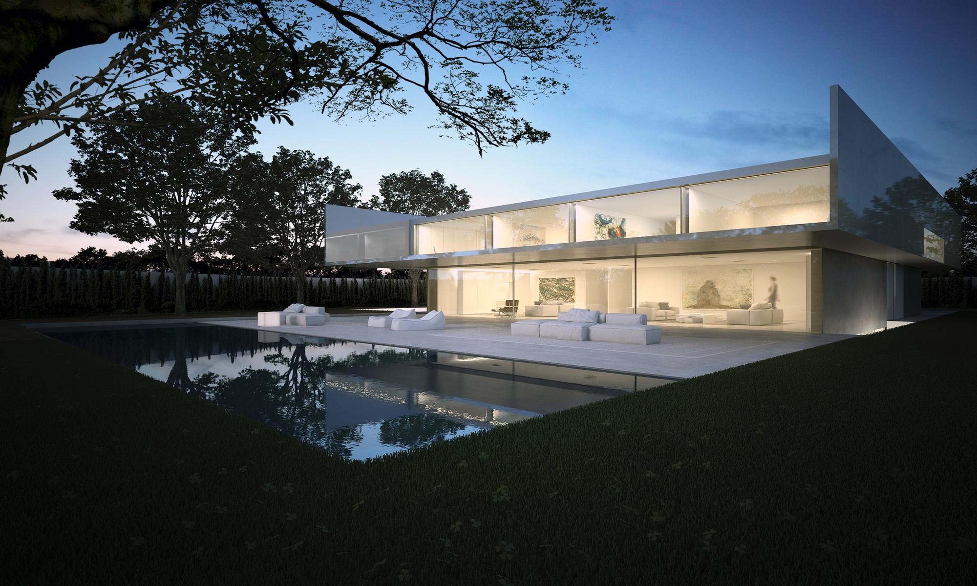 En construcción: Casa De Aluminio / Fran Silvestre Arquitectos, Cortesia de Fran Silvestre Arquitectos