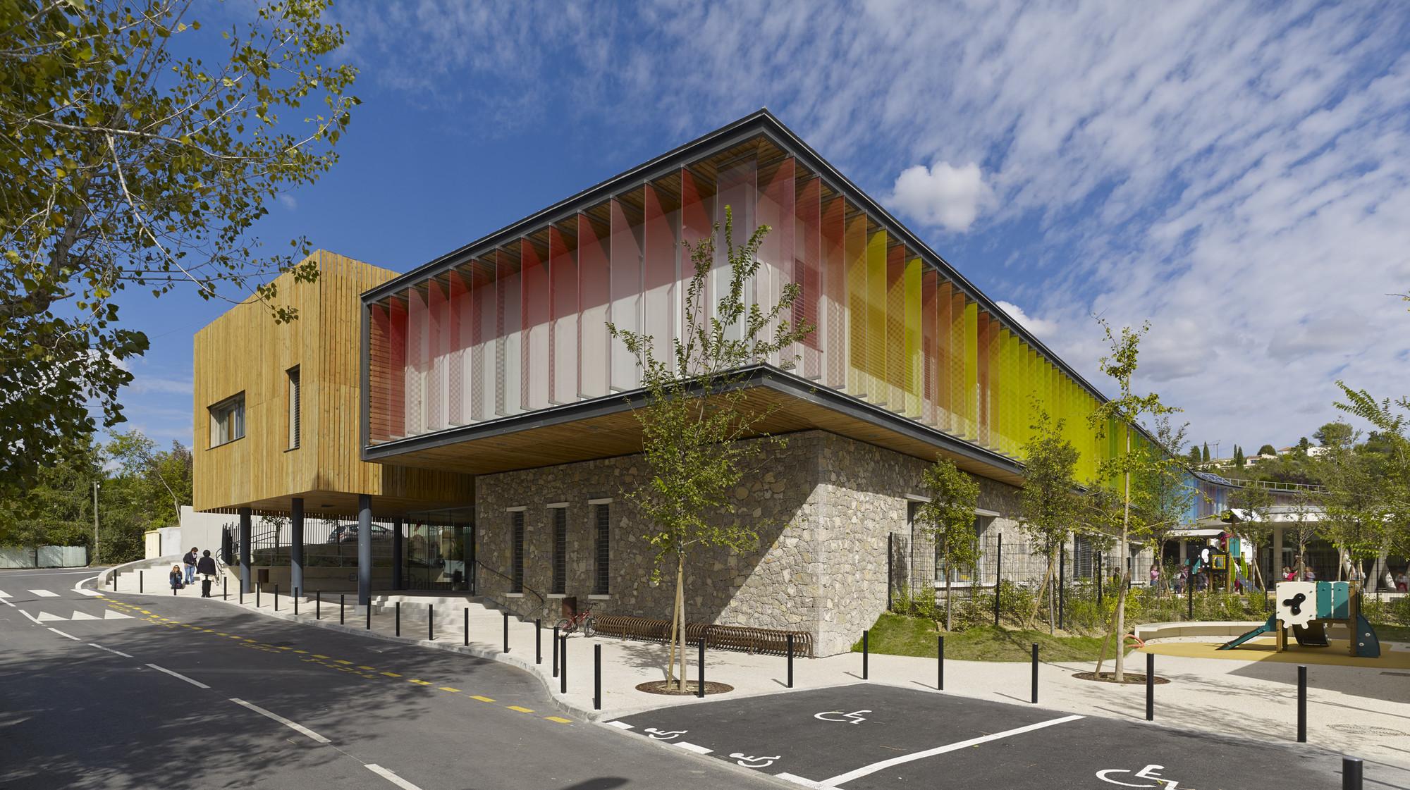 La Colle sur Loup / Agence d'architecture Boyer-Percheron-Assus et Associé, Courtesy of Agence d'architecture Boyer