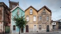 Three Cusps Chalet / Tiago do Vale Arquitectos