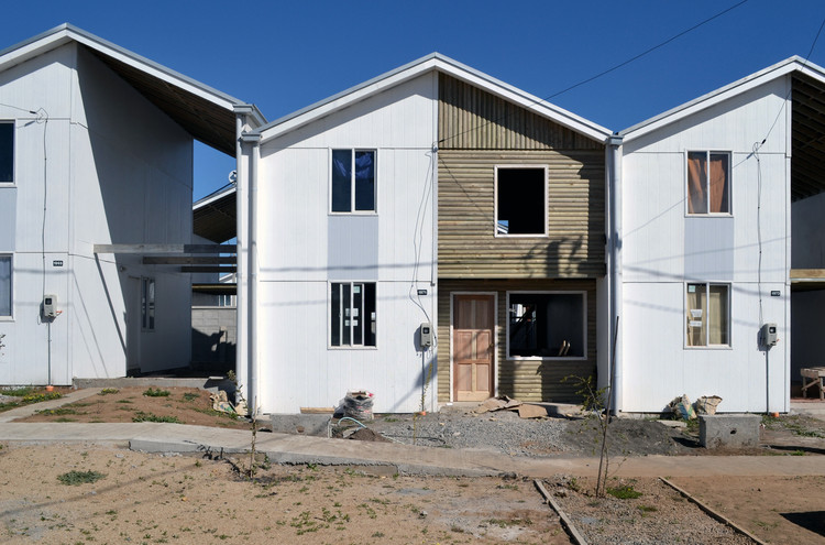 "ELEMENTAL's ""Half-Finished"" Housing Typology: A Success in All Circumstances, © ELEMENTAL"
