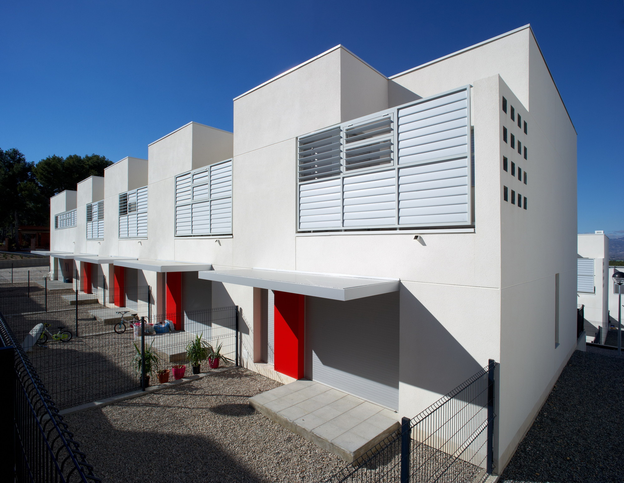 Gallery of 52 social housing in tarragona aguilera - Arquitectos tarragona ...