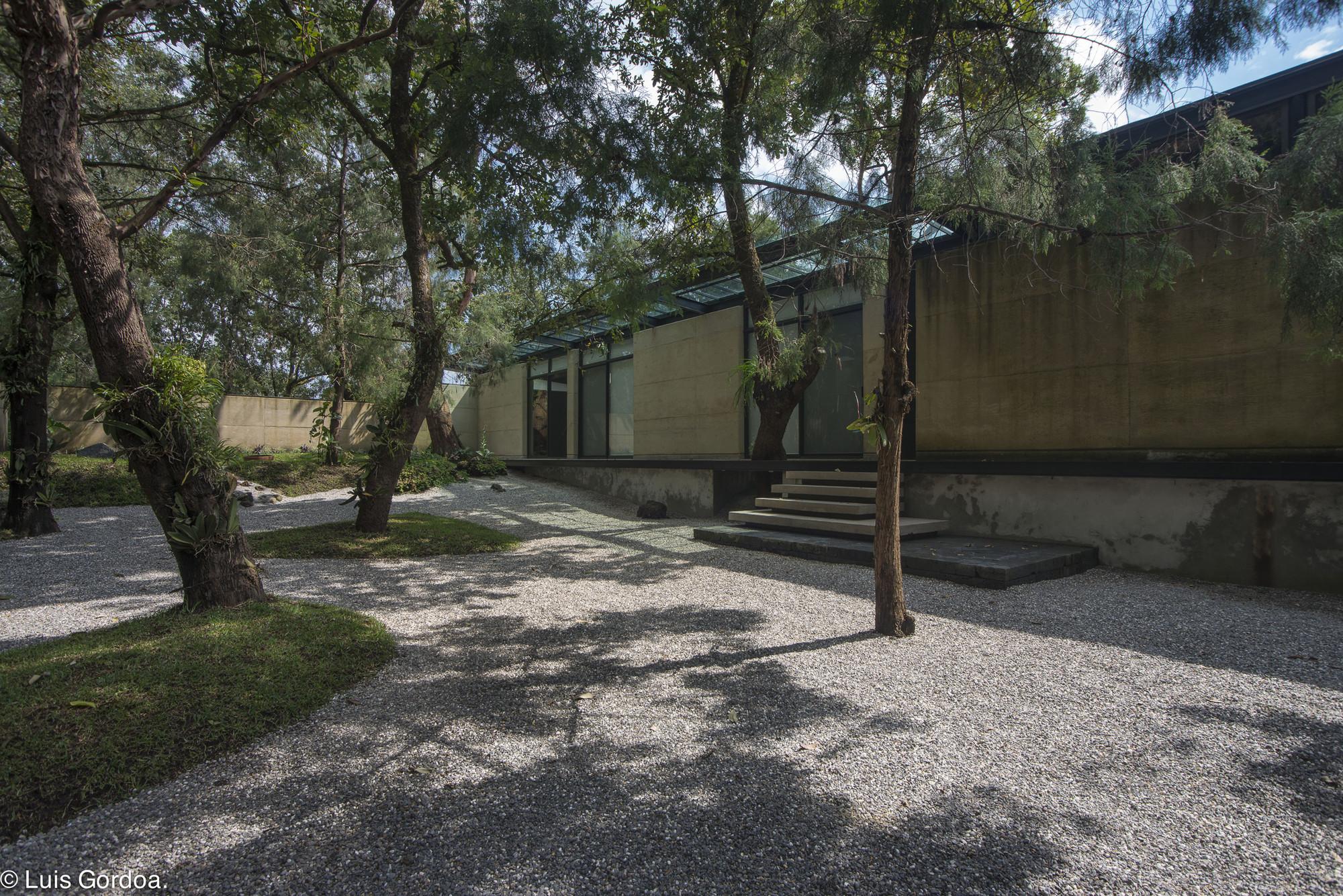 Casa del Bosque / Taller|A arquitectos, © Luis Gordoa