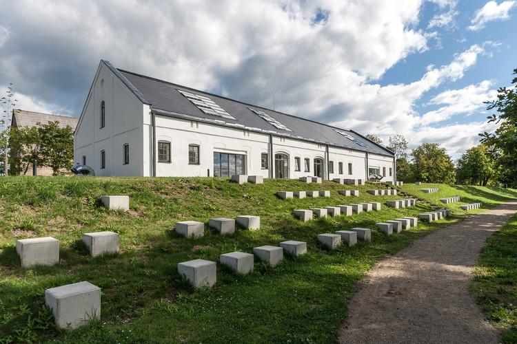 Reconstrucción en la Mansión Rietavas / AKETURI ARCHITEKTAI, © Norbert Tukaj