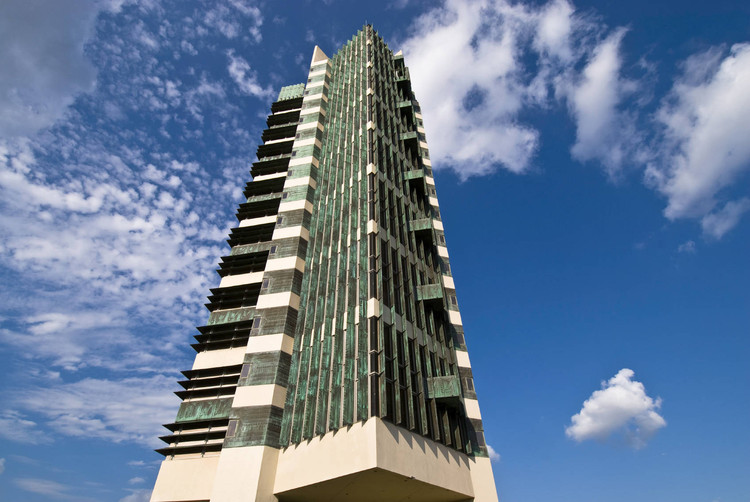 Torre Price / Frank Lloyd Wright. Image © Ben Russell / iStockPhoto
