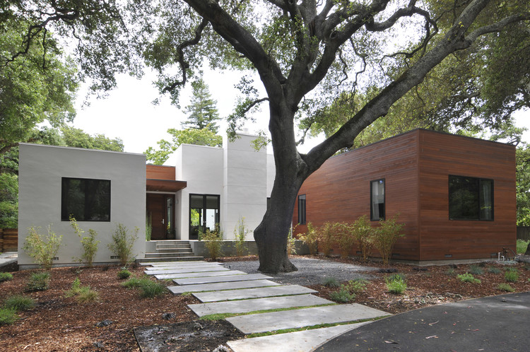Residencia en Menlo Oaks / Ana Williamson Architect, © Dasja Dolan