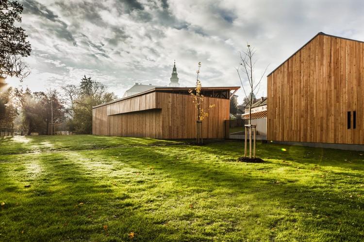 Gardening center / Architekti DRNH, © Tomáš Malý