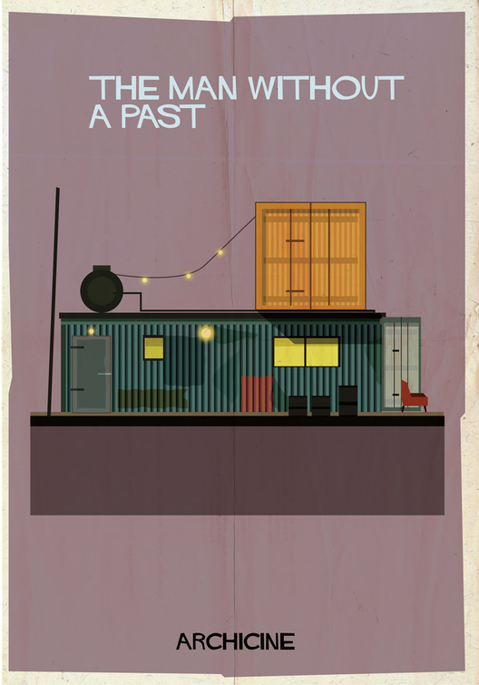 The Man Without a Past. Directed by Aki Kaurismäki.  Imagen cortesía de Federico Babina