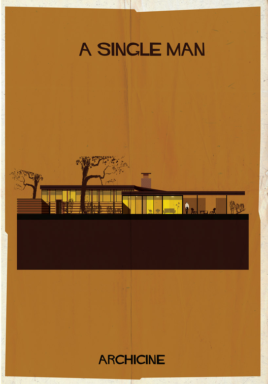 A Single Man. Directed by Tom Ford.  Imagen cortesía de Federico Babina