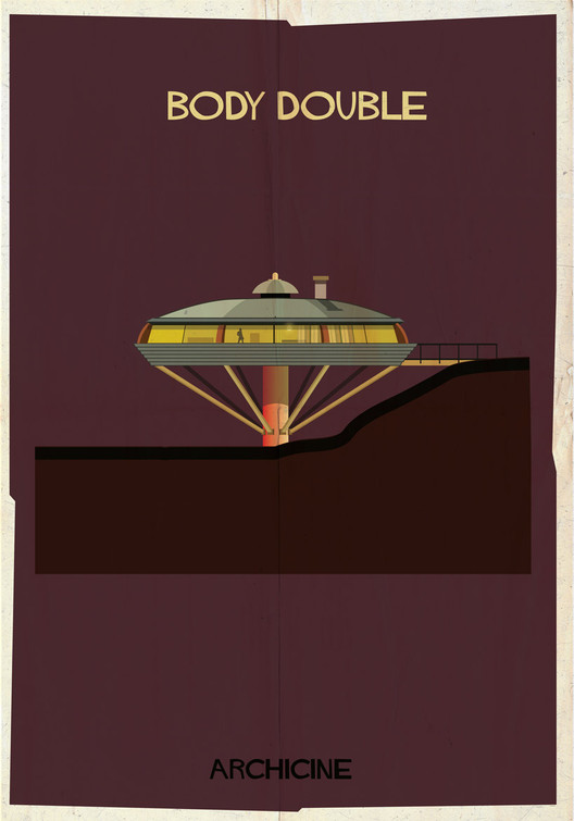 Body Double. Directed by Brian De Palma . Image Courtesy of Federico Babina