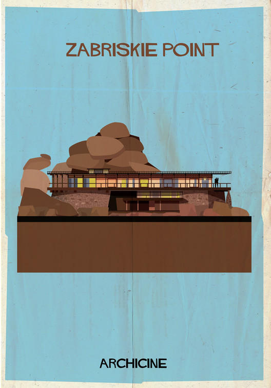 Zabriskie Point. Directed by Michelangelo Antonioni. Image Courtesy of Federico Babina