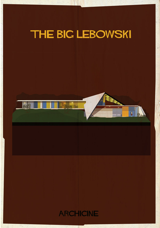 The Big Lebowski. Directed by Joel Coen.  Imagen cortesía de Federico Babina