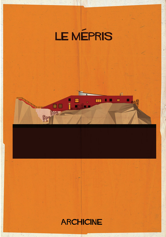 Le mépris. Directed by Jean-Luc Godard. Image Courtesy of Federico Babina