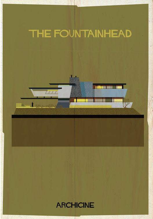 The Fountainhead. Directed by King Vidor. Imagen cortesía de Federico Babina