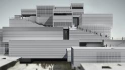 Kolkata Museum of Modern Art / Herzog & de Meuron