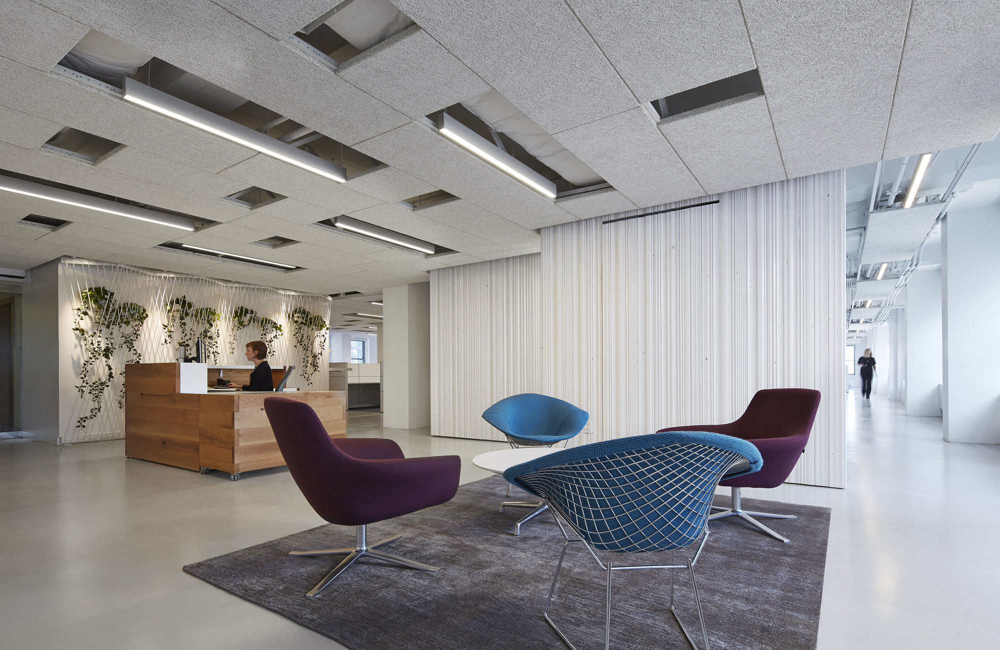 natural resources defence council office / studio gang | archdaily