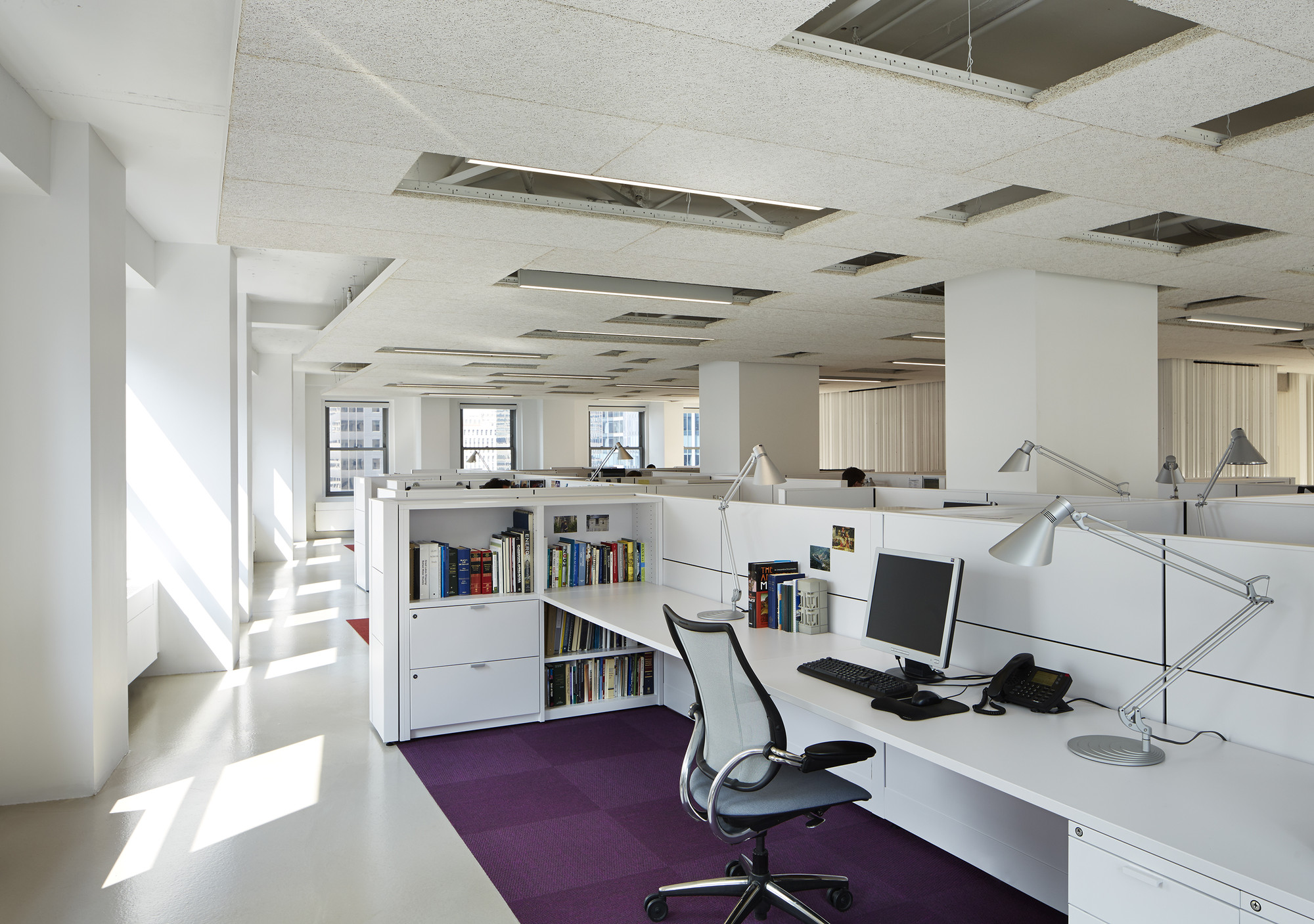 Gallery of natural resources defence council office for Interior design resources