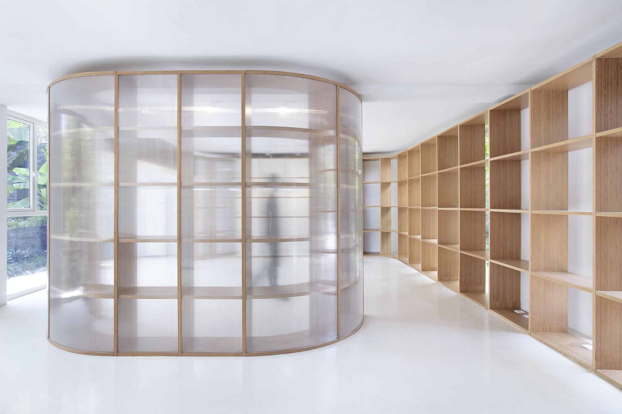 Office Renovation in Hangzhou / Daipu Architects, © Xia zhi