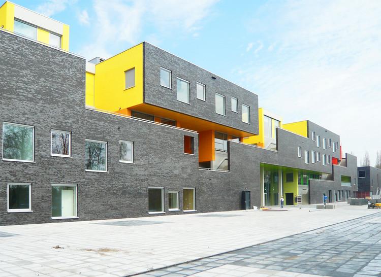 Escuela Amstelveen / DMV architects, Courtesy of DMV architecten