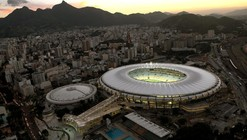 Jornalista Mário Filho Stadium – Maracanã / Fernandes Arquitetos Associados