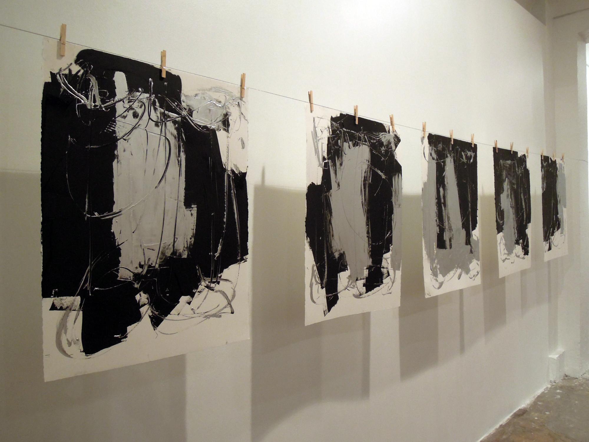 Smiljan Radic - Serie Columnas. Image Courtesy of Javiera González Zarzar
