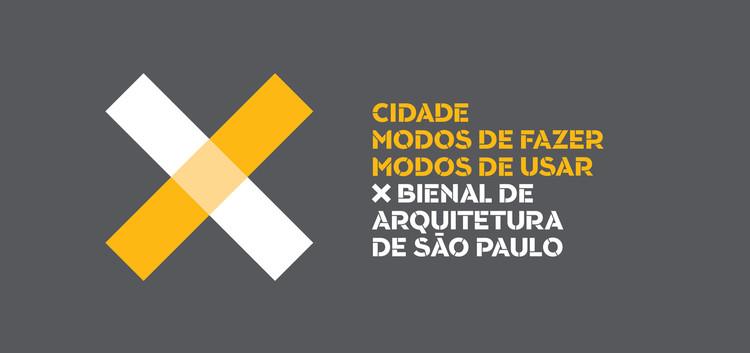 Finalmente uma Bienal de Arquitetura em busca da cidade, Cortesia de X Bienal de Arquitetura de São Paulo