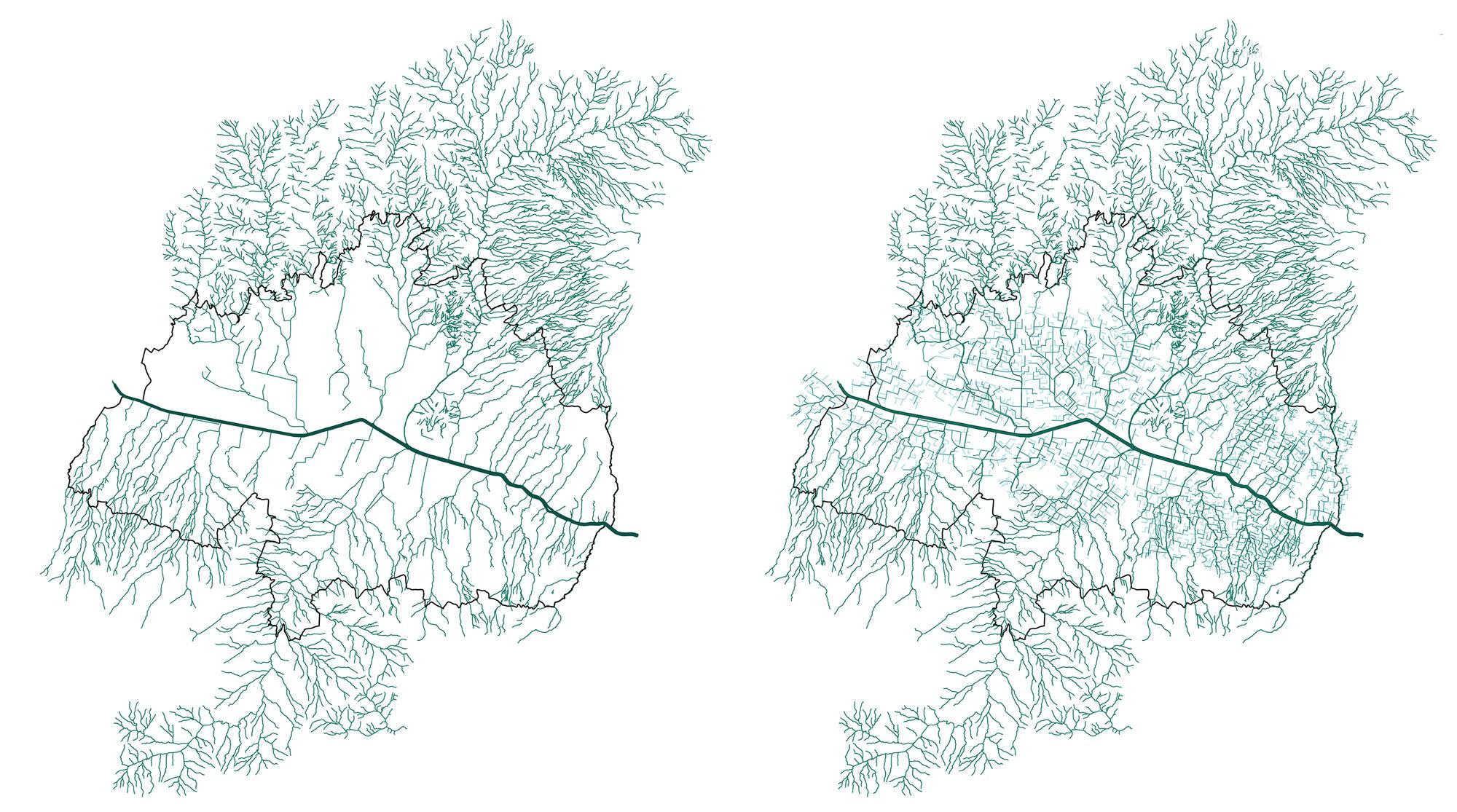 Recuperación del Valle Fluvial