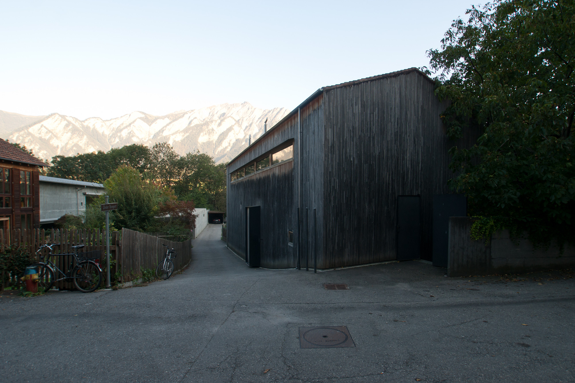 Zumthor Studio. Image Courtesy of Felipe Camus