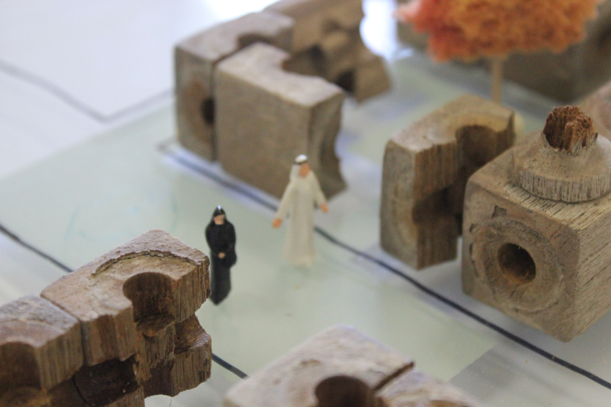 Winners of the First Old Doha Competition Announced, Courtesy of Qatar UK 2013 Year of Culture