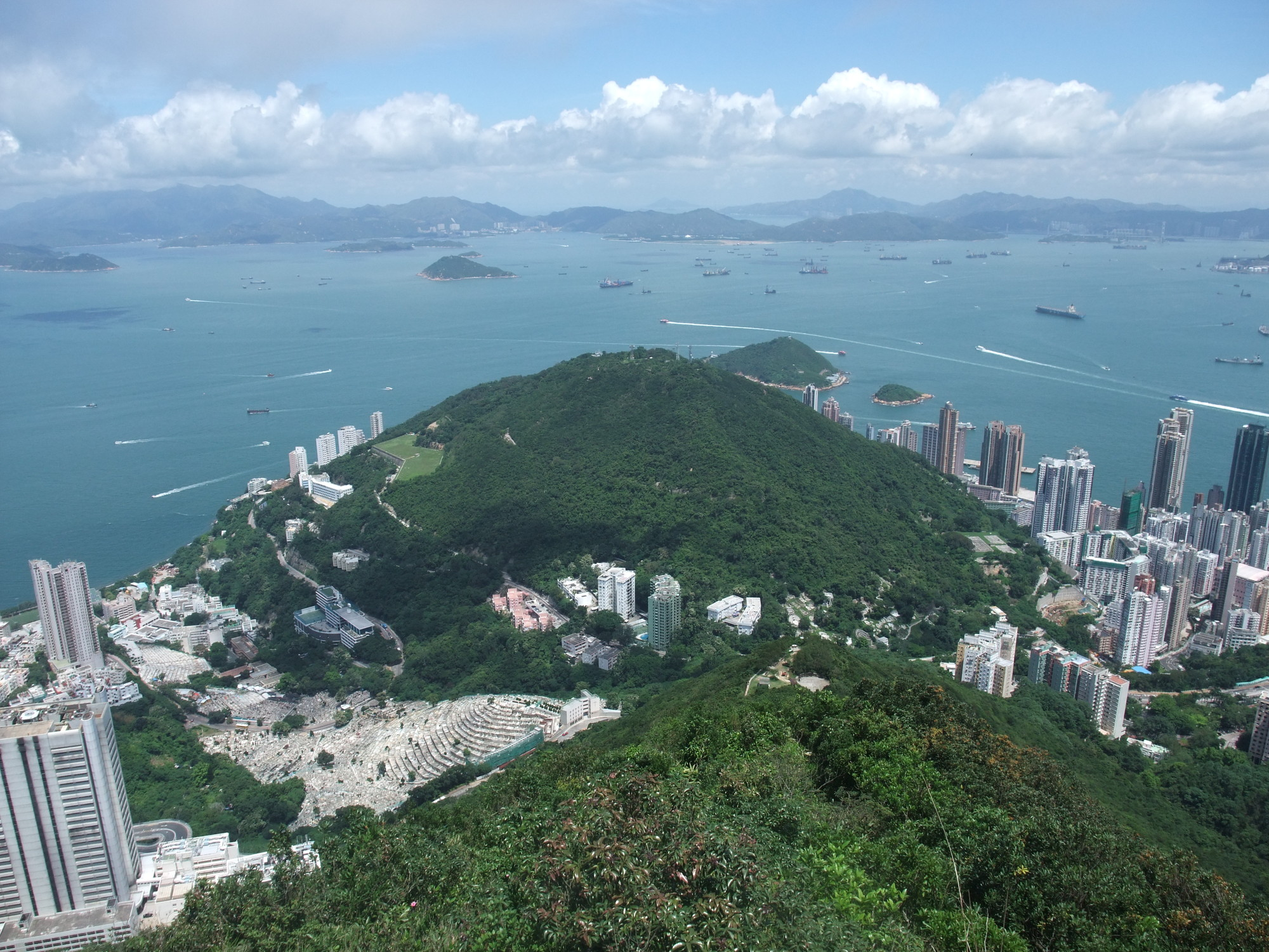 Mount Davis, Hong Kong. Image via Wikipedia